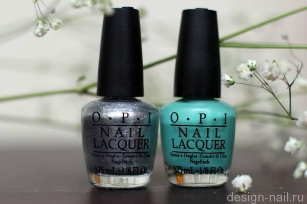"OPI: My Signature Is ""DC"" & My Dogsled Is A Hybrid"
